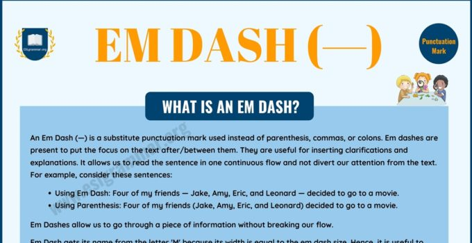 Em Dash vs En Dash vs Hyphen: How to Correctly Use Them 6